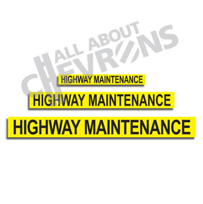HighwayMaintenance