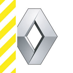 chevron kit renault
