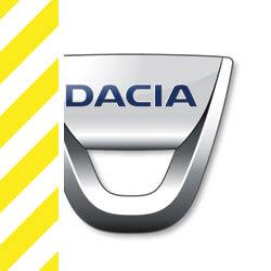 Dacia chevron kits