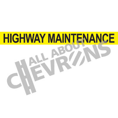 highway maintenance 600