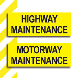 highway motorway maintenance