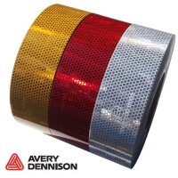 Self adhesive prismatic marking tape 50mm
