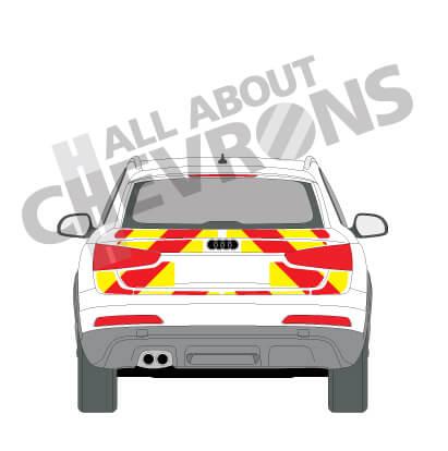 Audi Q3 2011 - Present