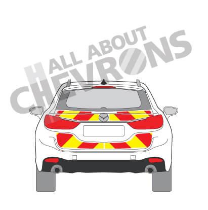Mazda 6 Estate 2012 - Present