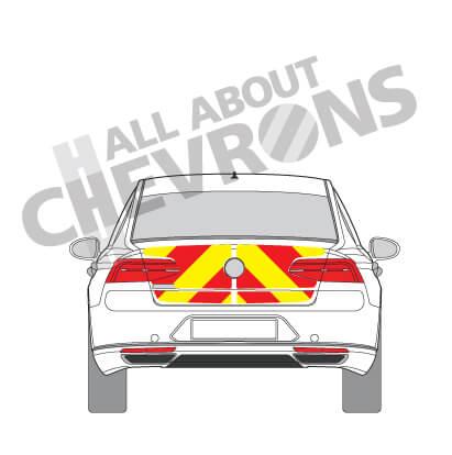 VW Passat Saloon 2015 - Present
