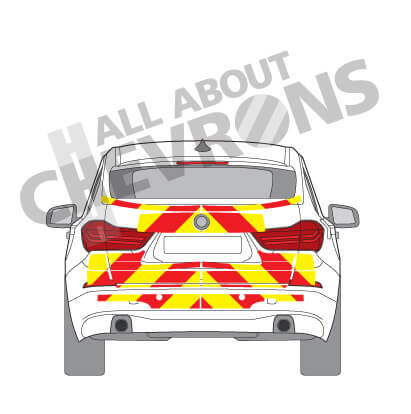 BMW 5 Series GT 2010 - 2017