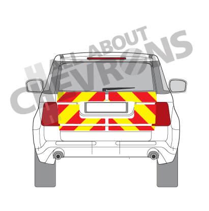 Range Rover Sport 2005 - 2009 - Prefacelift