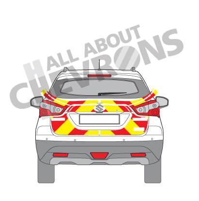 Suzuki S Cross 2013 - Present